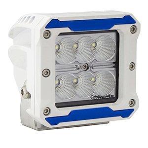 - HEISE 6 LED Marine Cube Light - Flood Beam - 3
