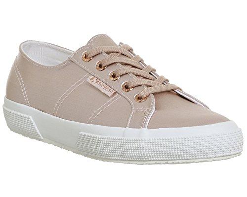 Chaussures de Satin Exclusive Adulte Rose Mixte S4s Gymnastique Superga PBqwE56x
