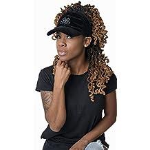 Beautifully Warm Natural Hair Backless Cap