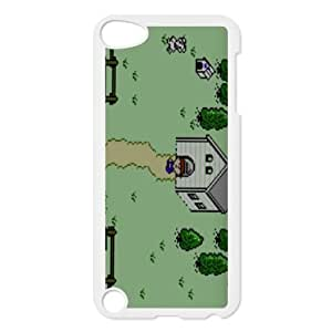 iPod Touch 5 Case White Earthbound Beginnings 010 Goxuc
