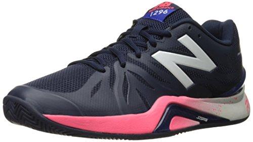 New Steadiness Men's 1296v2 Tennis Shoe, UV Blue/Bright, 12 2E US