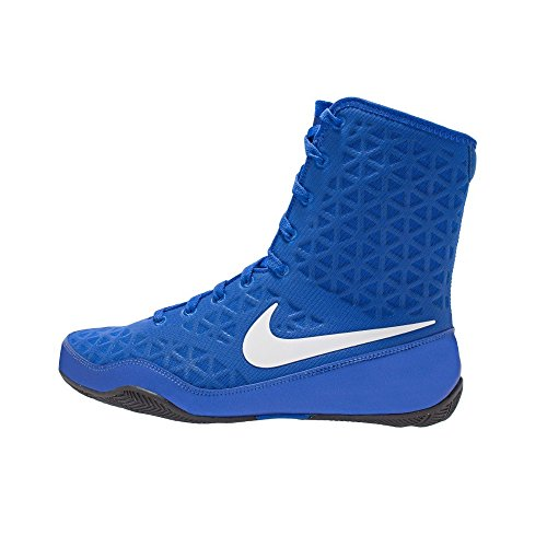 b34f760a56f96 Nike Men's KO Mid Boxing Shoes