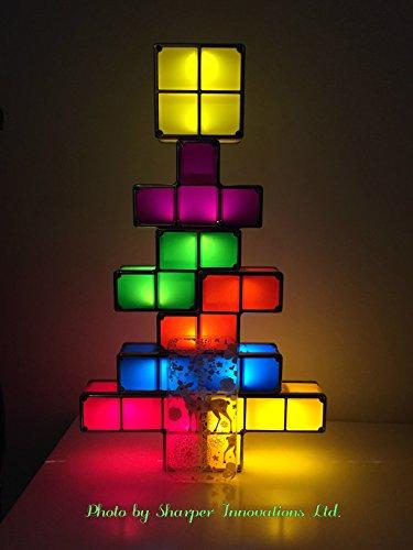 Tetris Light Lamp - 2