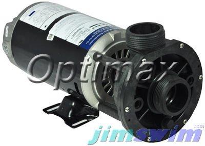 Gecko Alliance 02610000-1010 Pump Fream Cp 1 HP 115V, 2 Speed 48y Flomaster