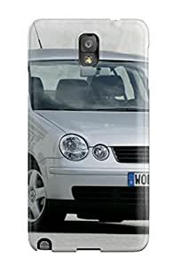 Slim Fit Tpu Protector Shock Absorbent Bumper 2003 Volkswagen Polo Sedan Case For Galaxy Note 3