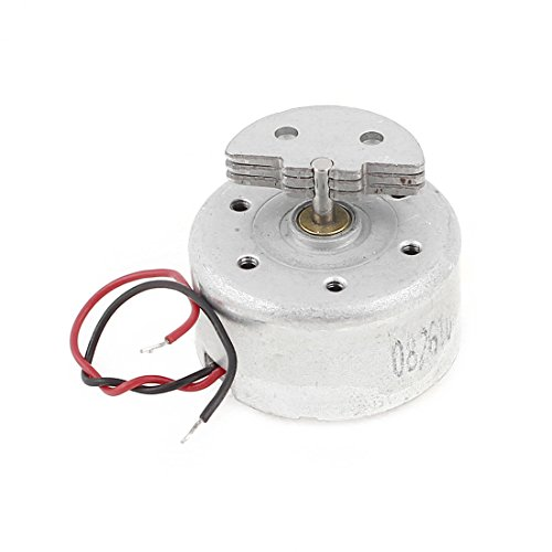 UXcell 1700RPM Load Speed DC 2V Micro Vibration Motor RF3...