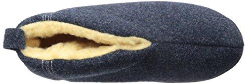 Pantoufles International Dortoir Pour Hommes Pantoufle Marine