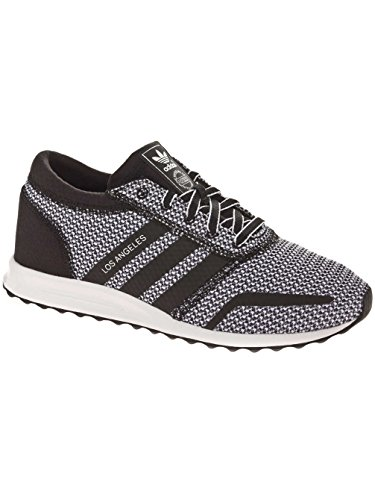 Femme Noir Adidas Basses Angeles Baskets Los wUaUSq