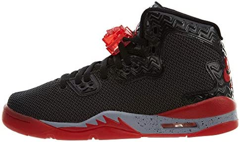 Chaussures Nike Air Jordan Spike Forty Low BG Gris Achat