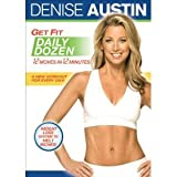 img - for Denise Austin: Get Fit Daily Dozen (2008) Denise Austin (Actor), Cal Pozo (Director) | Rated: NR | Format: DVD book / textbook / text book