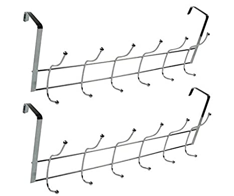 FACILEPULIRE 2 Pack Perchero de Pared toallero Ideal para ...