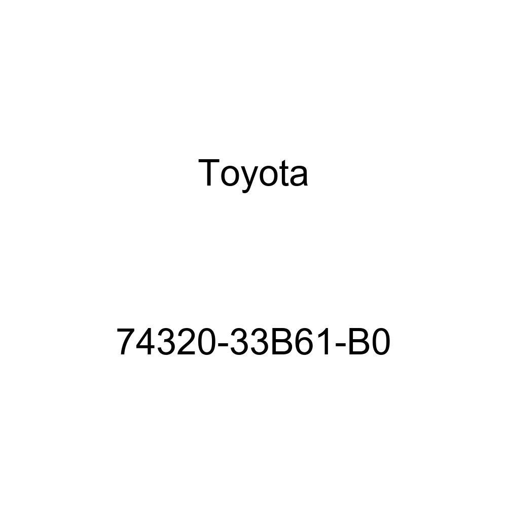 TOYOTA Genuine 74320-33B61-B0 Visor Assembly