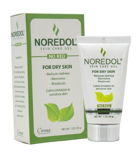 Noredol Redness Relief Skin Care Gel 1oz