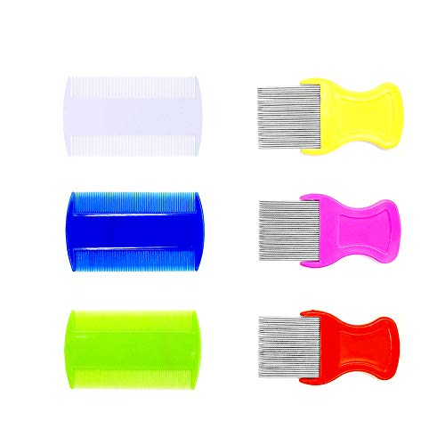 Pieces Include Combs Double Grooming