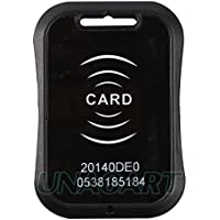 UHPPOTE RFID 2.4Ghz Active Card for Long Range Distance Reader & Vehicle Parking System (Pack Of 10)