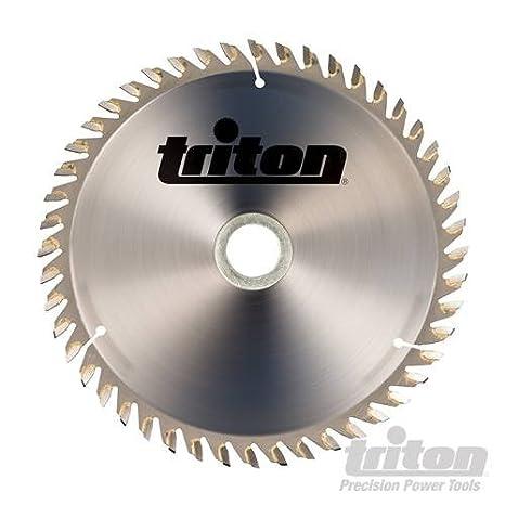 48 dientes Disco de corte para sierra de incisi/ón TTS48TCG Disco de corte, 48 dientes Triton 819898
