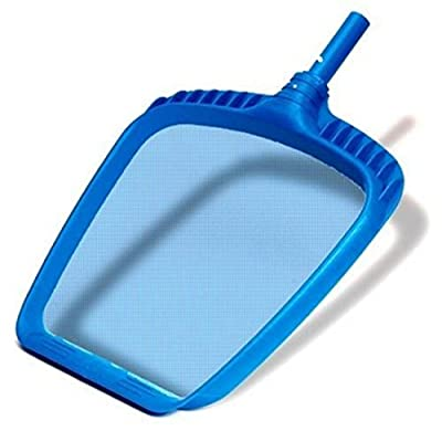 Swimline. 8039SL Heavy Duty Leaf Skimmer Molded Frame and Snap Adapt Handle