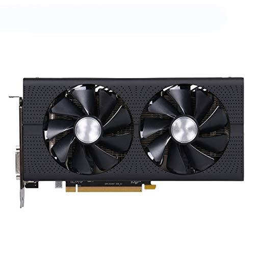 Fit For Sapphire RX 470 8 GB Graphics Cards GPU AMD Radeon RX470 8G Videokaarten PC Desktop Computer Game Map HDMI…