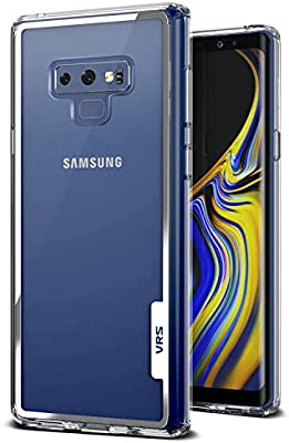 VRS Design Samsung Galaxy Note 9 Crystal Chrome cover/case