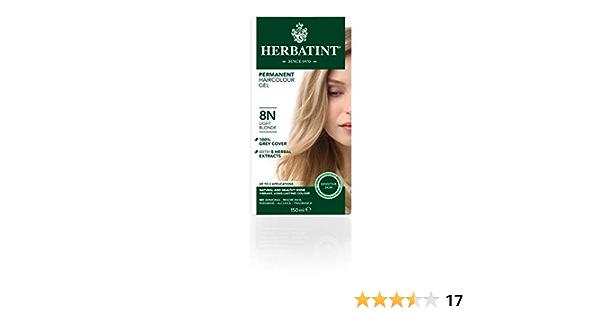 Herbatint Tinte Rubio Claro 8N - 150 gr