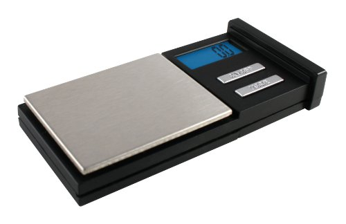 American Weigh Scale Amw-mb50c Matchbox Scale Digital Mini Scale, Club Style, 50 X 0.01 Gram by American Weigh Scale