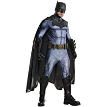 Rubies Costume Men's Batman V Superman-Dawn of Justice Grand Heritage Batman Costume
