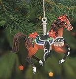 Breyer Horses 2005 Carousel Ornament - Prancing Parade Horse