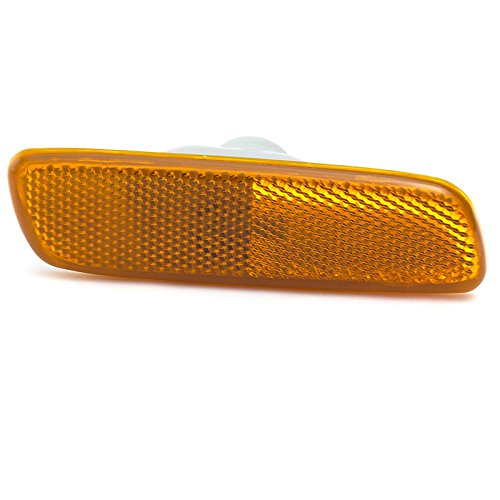 CarPartsDepot LX2551103 Fit 98-05 Lexus Gs-300/400/430 4DR Side Marker Parking Light Right