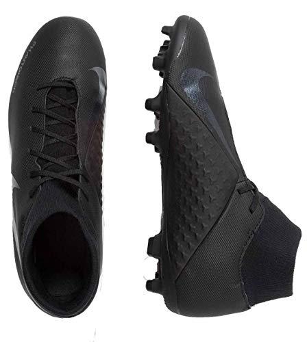 MG Club Vsn Black Nike Zapatillas DF Adulto Phantom Black 001 FG Negro de Unisex Fútbol 5wOqaEXqx