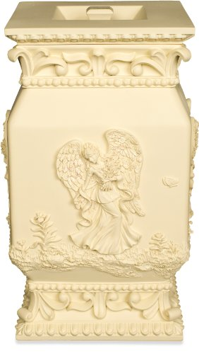 AngelStar Forever Loved Angel Urn, 12-1 4-Inch, 230 Cubic Inch