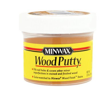 Minwax 13611 3.75 Oz Golden Oak Wood Putty