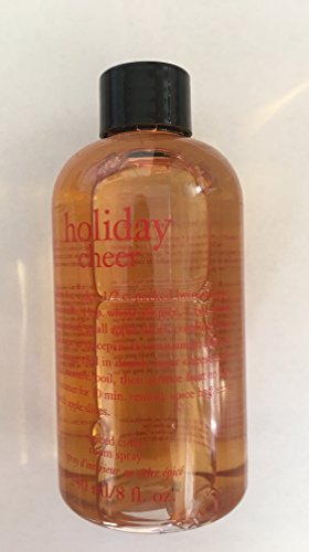 Philosophy Holiday Cheer Spiced Cider Room Spray 8 Oz (Best Philosophy Holiday Scents)