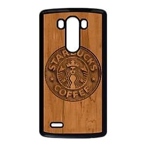 Starbucks LG G3 Cell Phone Case Black Exquisite gift (SA_563140)
