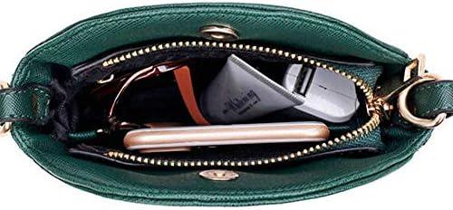 女性ボヘミアンの森シリーズバケツクロスボディバッグプリント電話バッグ YZUEYT