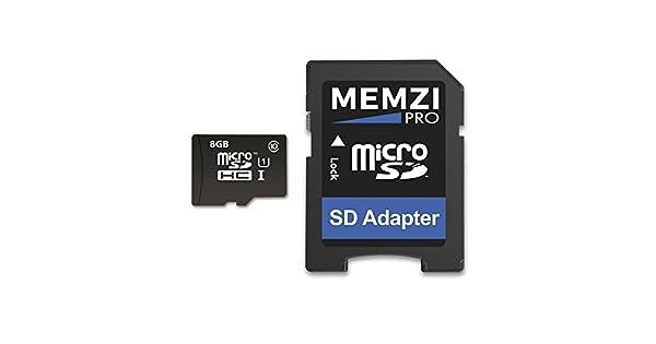 Amazon.com: MEMZI PRO - Tarjeta de memoria micro SDHC de 32 ...