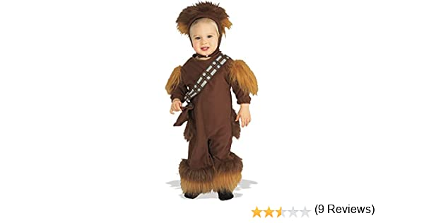 Star Wars tm Vhewbacca tm Newborn Fleece costume 0-9 months ...