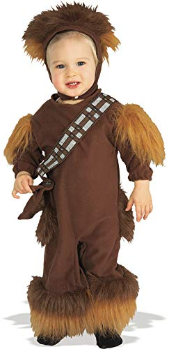 Star Wars EZ On Romper Collection Chewbacca 12-24 Mo -