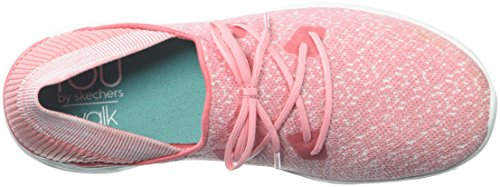 Exhale You gry 14964 Skechers Sneaker Gris Rose Dames HXqxxgEwt