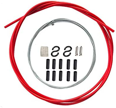 Housing /& Cables Set for Mountain Road MTB Bike Replacement AKANTOR Universal Bicycle Shift Derailleur Cable