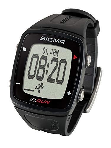 Sigma Sport iD.RUN Hartslaghorloge, GPS-hardloophorloge, activity tracker