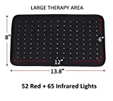 Red Light Near Infrared Therapy Led Benefits Back
