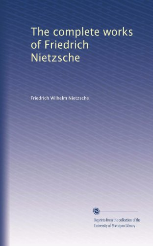 an analysis of friedrich nietzsches the gay science Nietzsche called the gay science the most personal of all my booksit was here that he first proclaimed the death of god—to which a large part of the book is devoted—and his doctrine of the eternal recurrence.