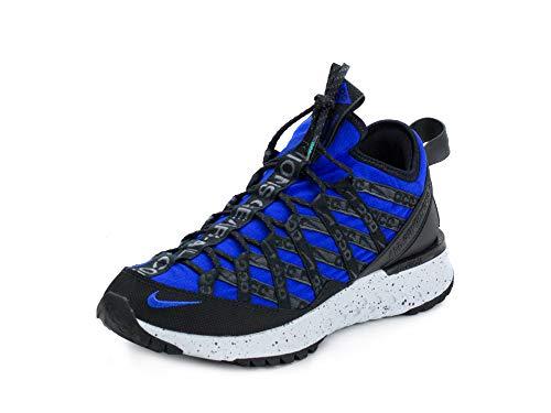 - Nike Mens ACG React Terra Gobe Hyper Royal/Green-Blk Synthetic Size 8
