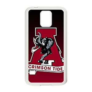 Crimson Tide New Style High Quality Comstom Protective case cover For Samsung Galaxy S5 by runtopwell