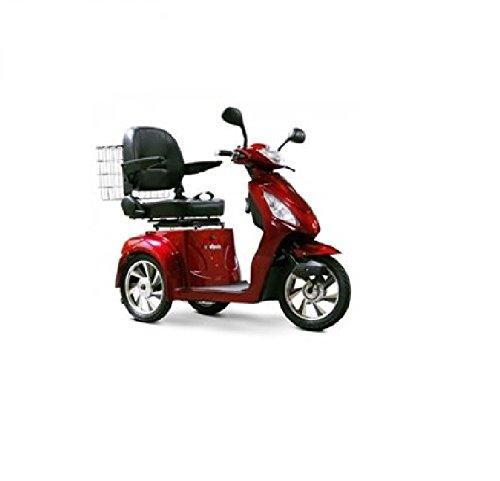 EWheels EW-36 Mobility Scooter - Red - EW-36EW-36 RED