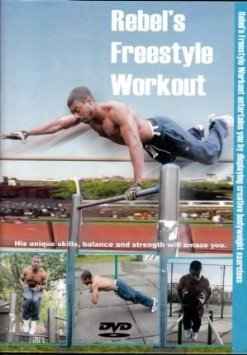 Rebel's Freestyle Workout Dvd - Sporting Rebel Goods