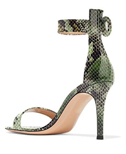 elashe - Correa para el tobillo Mujer Verde