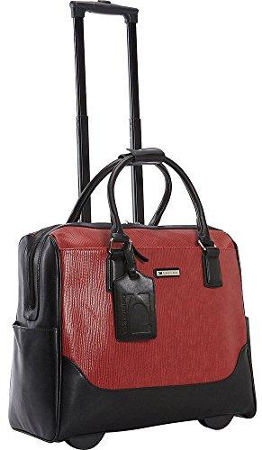 cabrelli-meagan-meadow-15-laptop-bag-on-wheels-red