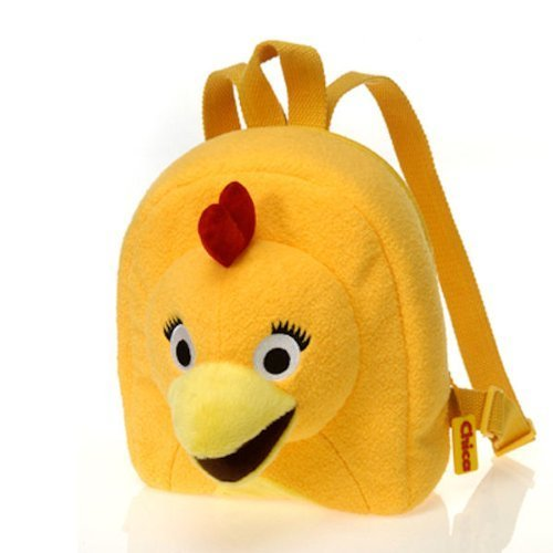Fiesta Toys Chica Chick Travel Buddies Plush Backpack from The Sunny Side Up Show on Sprout Plush, 9