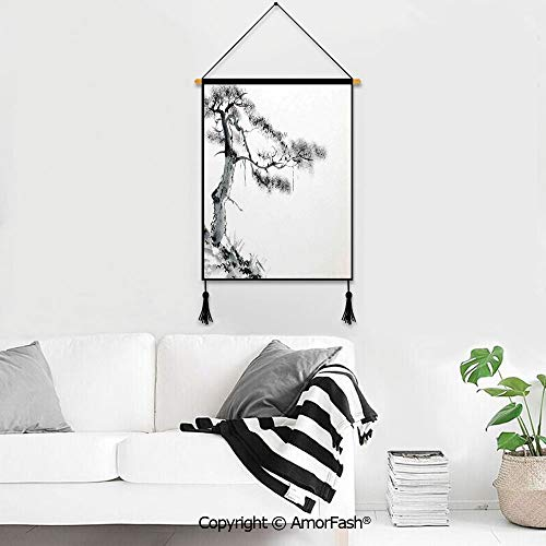 Wall Hanging,Asian Decor Modern Home Office Decor for